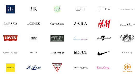 Womens Clothing Brands