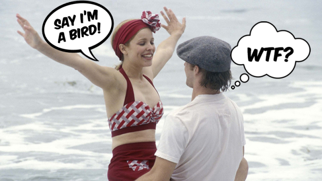 ManRepeller: 10 Weird Things About The Notebook