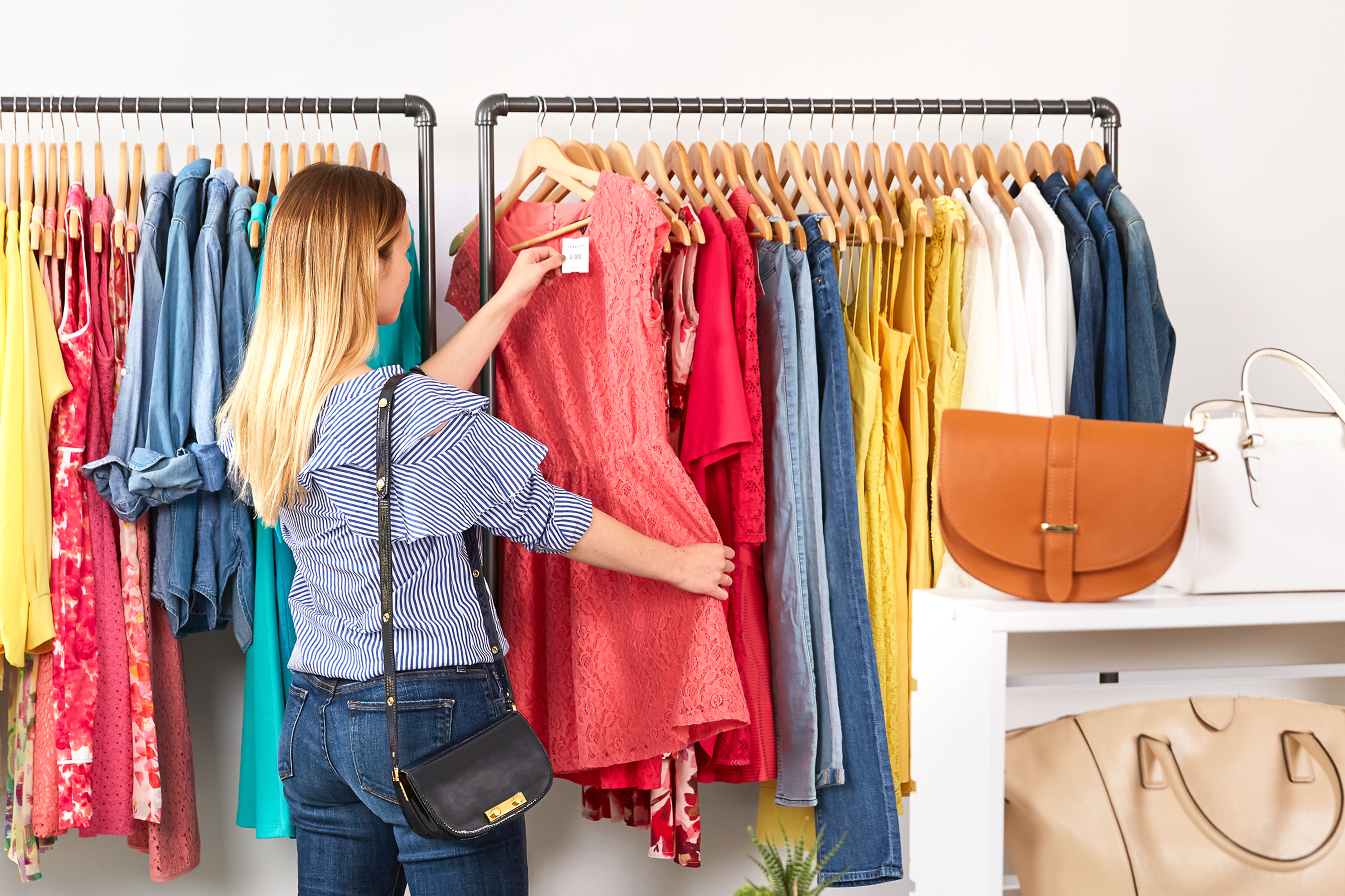 Big News Thredup Launches Retail Store With A Selection As Big As