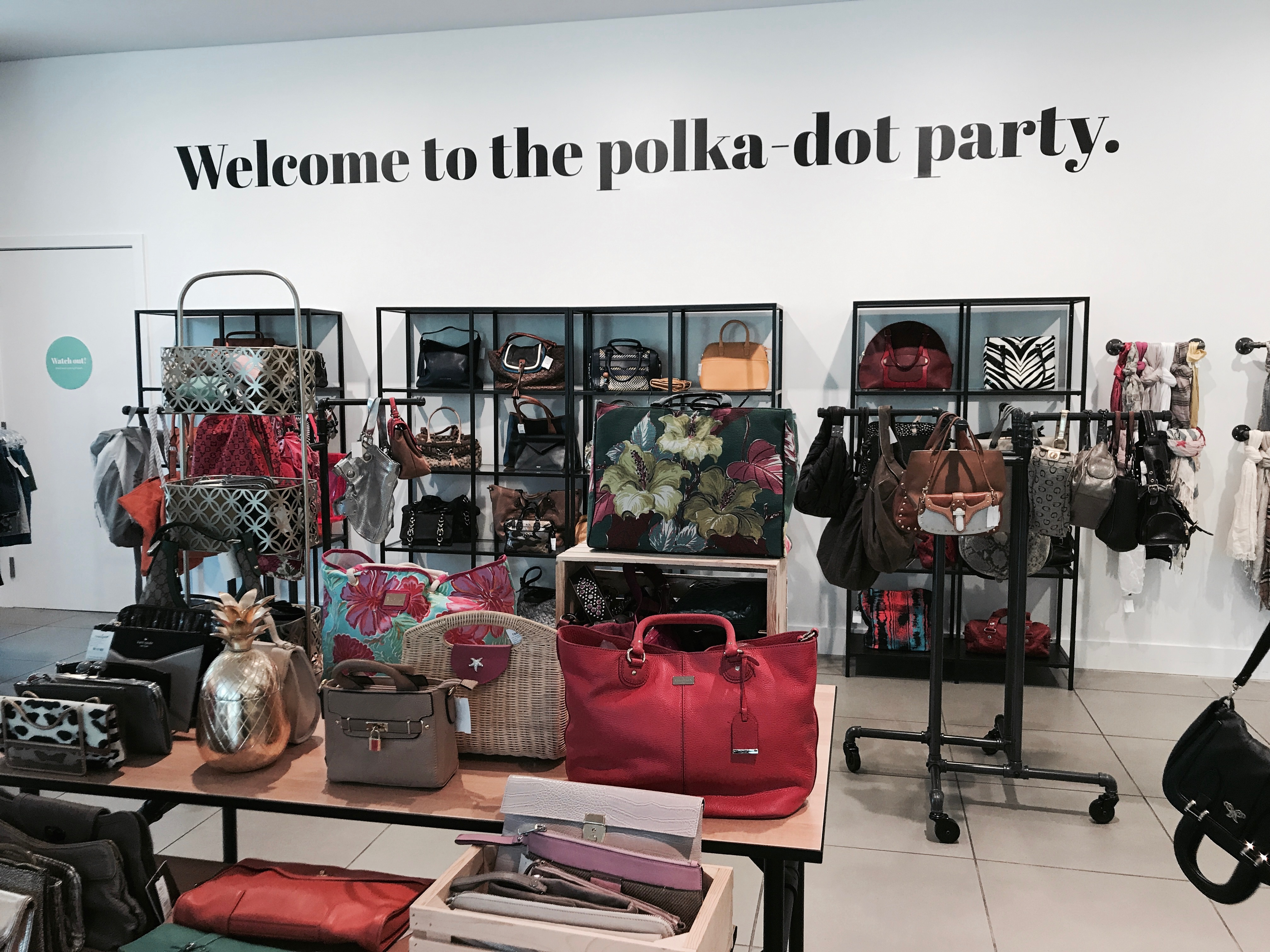 38c92b23195 Behind the Polka Dot  How We Opened Our Second Smart Store in 30 ...