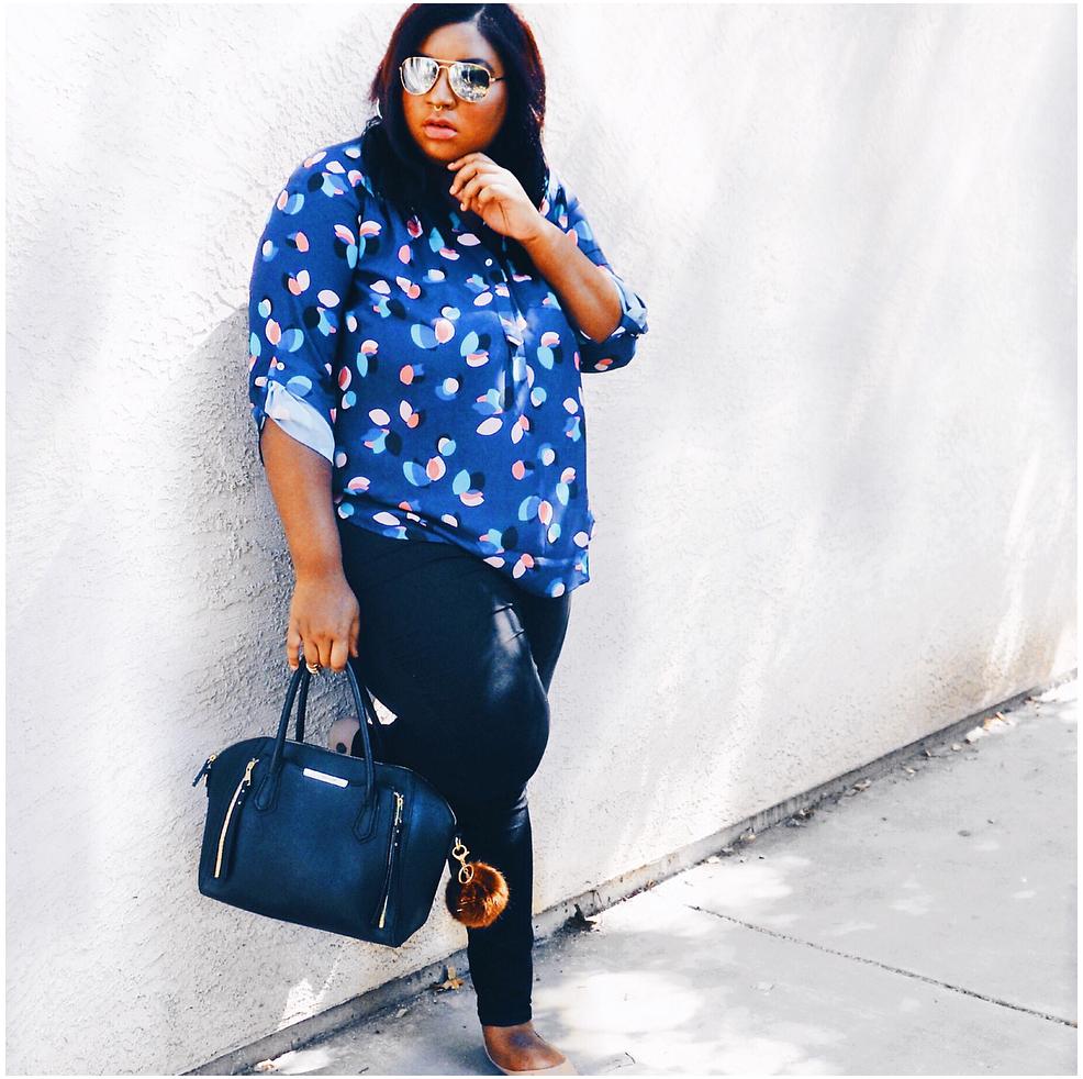 Trendy plus size fashion blog 48