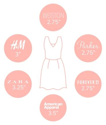 variance dresses