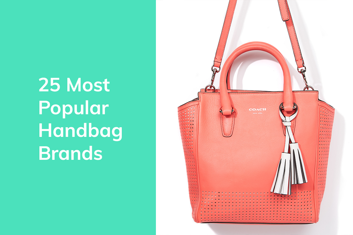 25 Most Popular Handbag Brands  6a3e0fa7f69bb